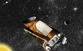 Satellites that orbit Kepler!