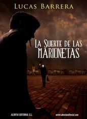 """Dia 5 """"La  Suerte  de  las  Marionetas"""" Editorial Alentia"""