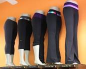 all kinds of pants