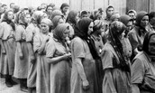 The women during the Holocaust