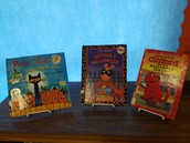 October Easy Elementary Fiction