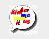 Objective Case Pronouns