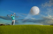 Popular British sport: Golf