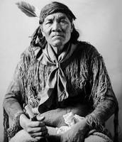 Caddo tribe member