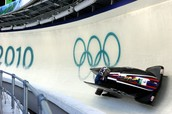 Bobsledding track
