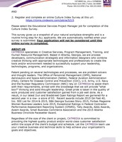 Educational Services Project Manager pg 2