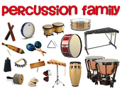 PERCUSSION ONLY REHEARSALS
