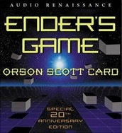 Ender's game [sound recording] by Orson Scott Card