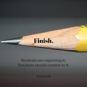 Principal's Message:  A Great Last Week