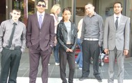 Meet the people who speak for the youths in your area