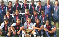 Ontario Youth Soccer League Champions 2012