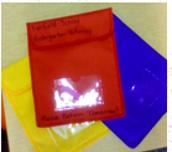 Kindergarten Literacy Pouches