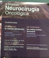 Neuro-Oncology Conference in Bogota