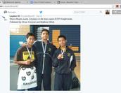 Dioco Reyes, Omar Coronel, Matthew Wind