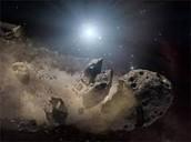 מאילו חומרים מורכבים האסטרואידים