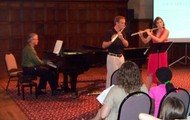Flutes, Fifes, and A Little Schumann