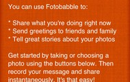 About Fotobabble