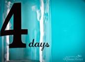 ¿Cuantos dias duró tu paseo?