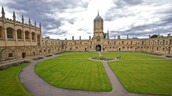 Oxford University Quad