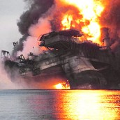 WHY DID THE BP OIL SPILL HAPPEN