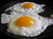Walters eggs