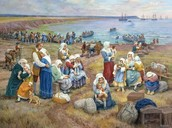 Deporting Acadians