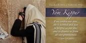 Yom Kippur (The Day of Atonement)