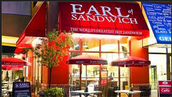 Earl of sandwiches
