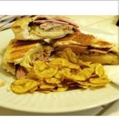 El sándwich cubano