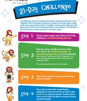 21-Day Challenge