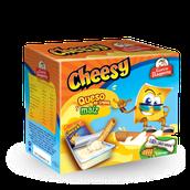 Conviertiendo a los niños en amigos del queso