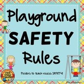 Recess rules & safety by Garrett McElfresh