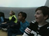 3rd grade Planetarium visit on Tuesday 2/9