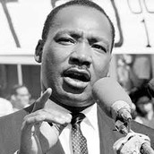 """My friends, I must say to you that we have not made a single gain in civil rights without legal and nonviolent pressure. """