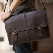 Mens Leather Laptop Bags Are Functional And Reliable