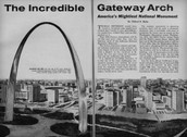 The incredible gateway arch