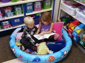 Another picture of Read-to-Someone in Action!