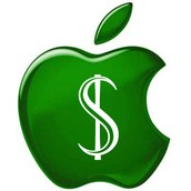 The cost for apple is very expensive.