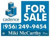 Gated Edinburg Community with Lot for Sale