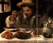 The Time of Renaissance: Food