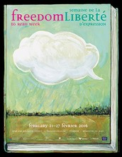 Freedom to Read Week - February 21- 27th