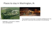Places to stay in Washington, Iowa