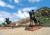 Cerro de la Bufa: From on High