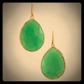Serenity Earring Green
