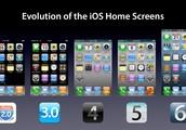 iOS versies van Apple