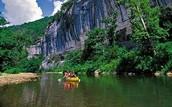 Butealful river
