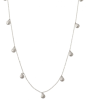 "Demi Necklace, silver - 36 3/4"" long - SOLD!!"