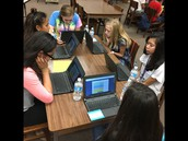 Technology and teamwork at Student Leadership