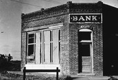 I got no money in da bank.