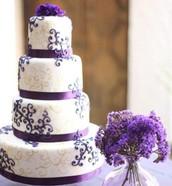 Sweet Lavender Cake